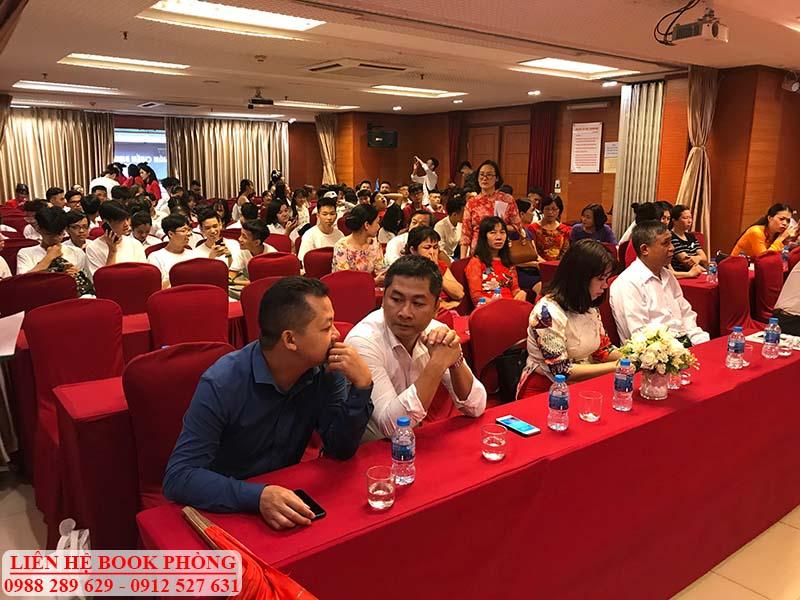 Hội trường tại Hà Nội