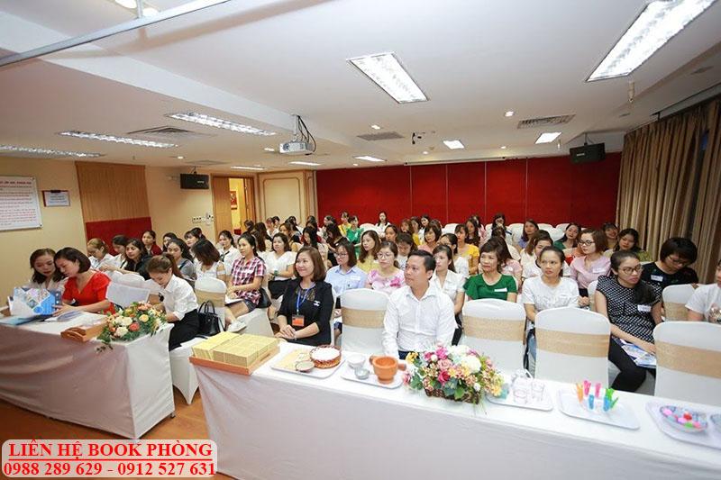 Hội trường đào tạo tại Hà Nội