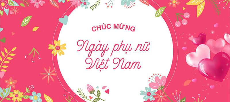 Happy Vietnamese Women's day!
