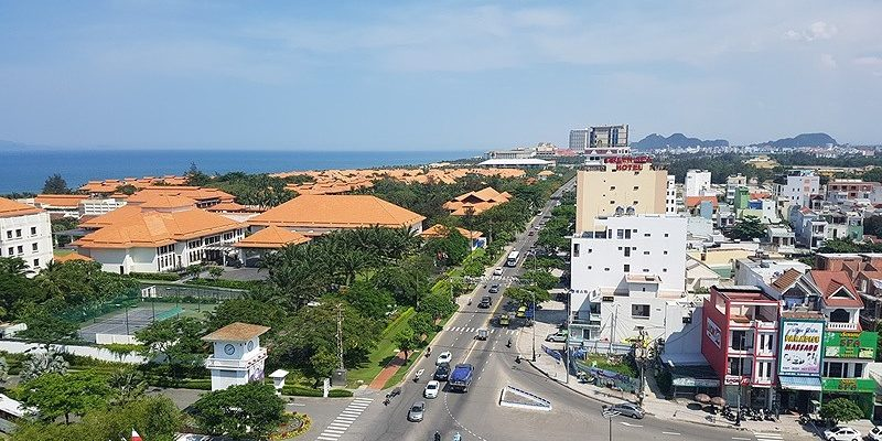 Đà Nẵng: Cao ốc ven biển chỉ được xây tối đa 9 tầng
