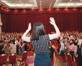 Sắp diễn ra tại VIID: Khóa học CHINH PHỤC HẠNH PHÚC – Vera Tuệ An